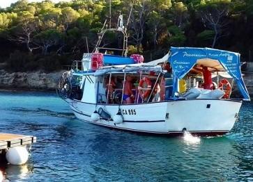 Pesca Turismo a Porto Pino