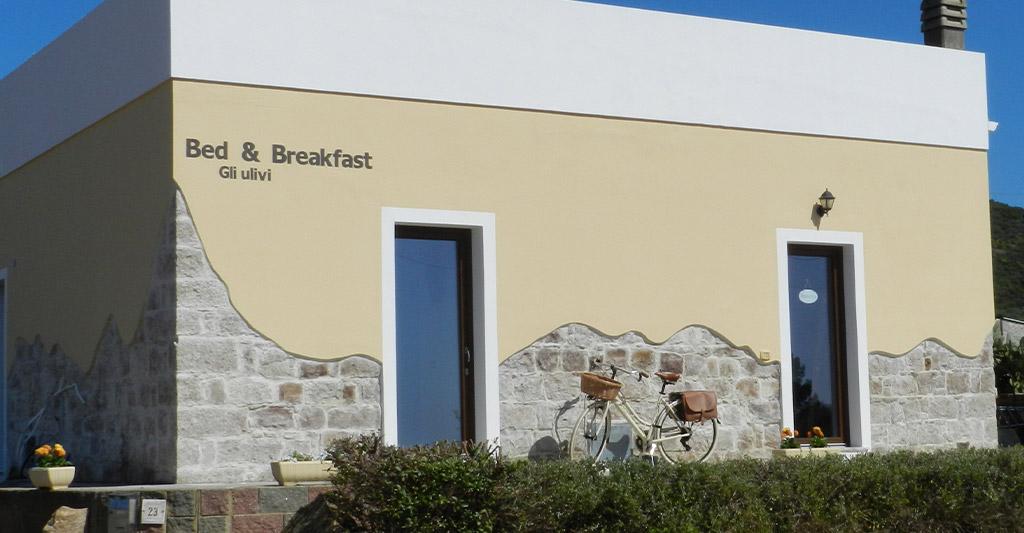 Benvenuti al Bed & Breakfast Gli Ulivi