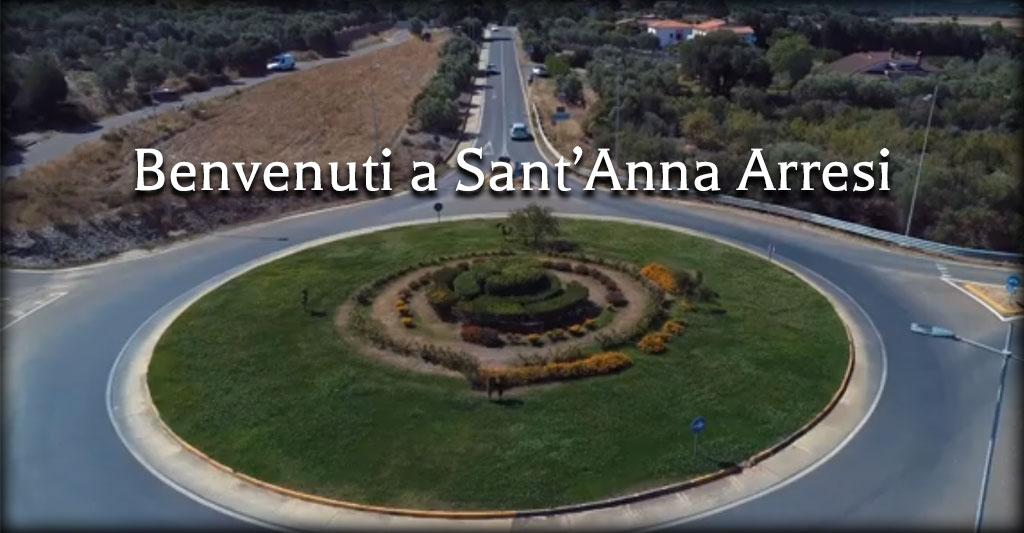 Benvenuti a Sant'Anna Arresi nei pressi di Porto Pino